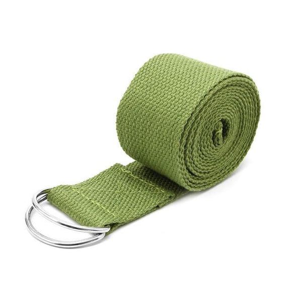 Yoga Strap - Adjustable Yoga Stretch Strap