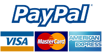 Paypal mastercard visa Amex Payment evolveaware