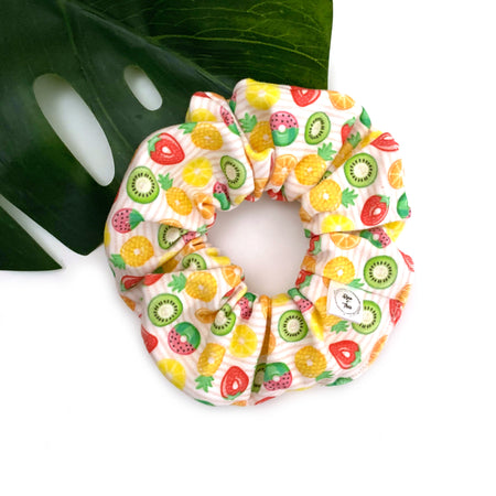 Fruity Donut Scrunchie