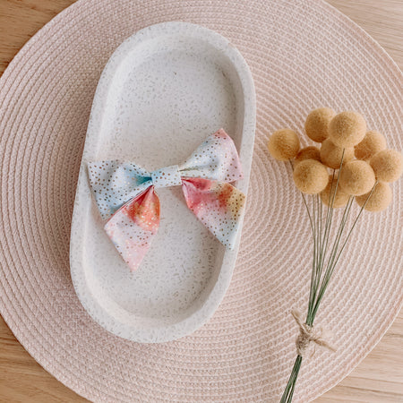 Confetti Sailor Bow
