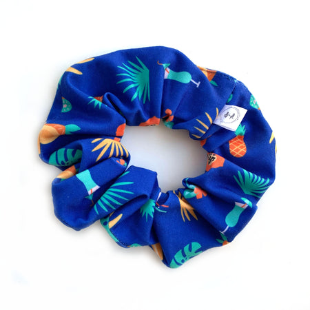 Cocktail Scrunchie