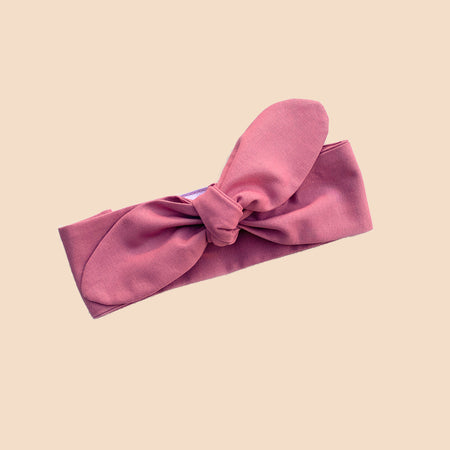Carnation Cotton Headtie