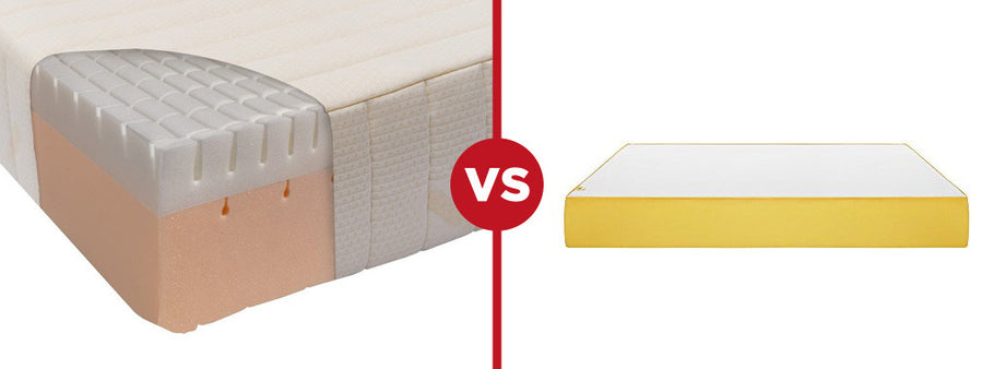 Best Mattress vs Eve Mattress