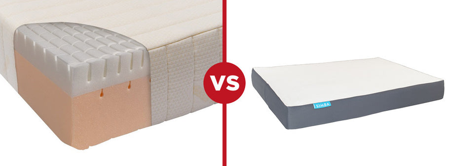 Best Mattress vs Simba Sleep Mattress