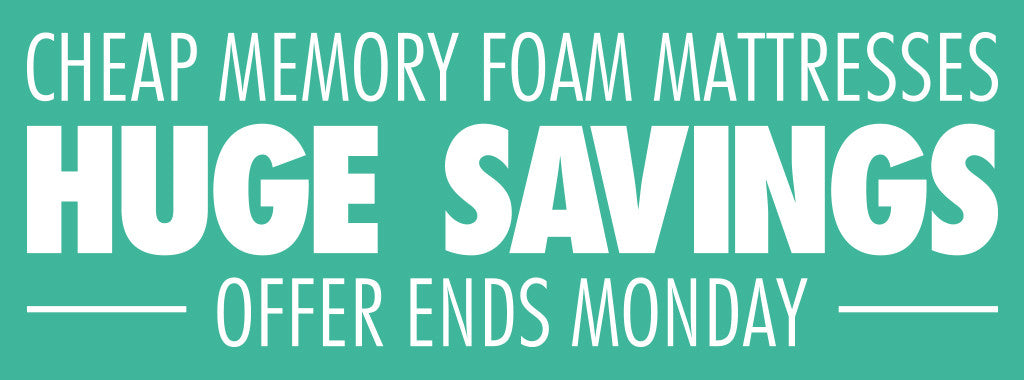 Cheap Memory Foam Mattress Vs Quality Memory Foam Mattress