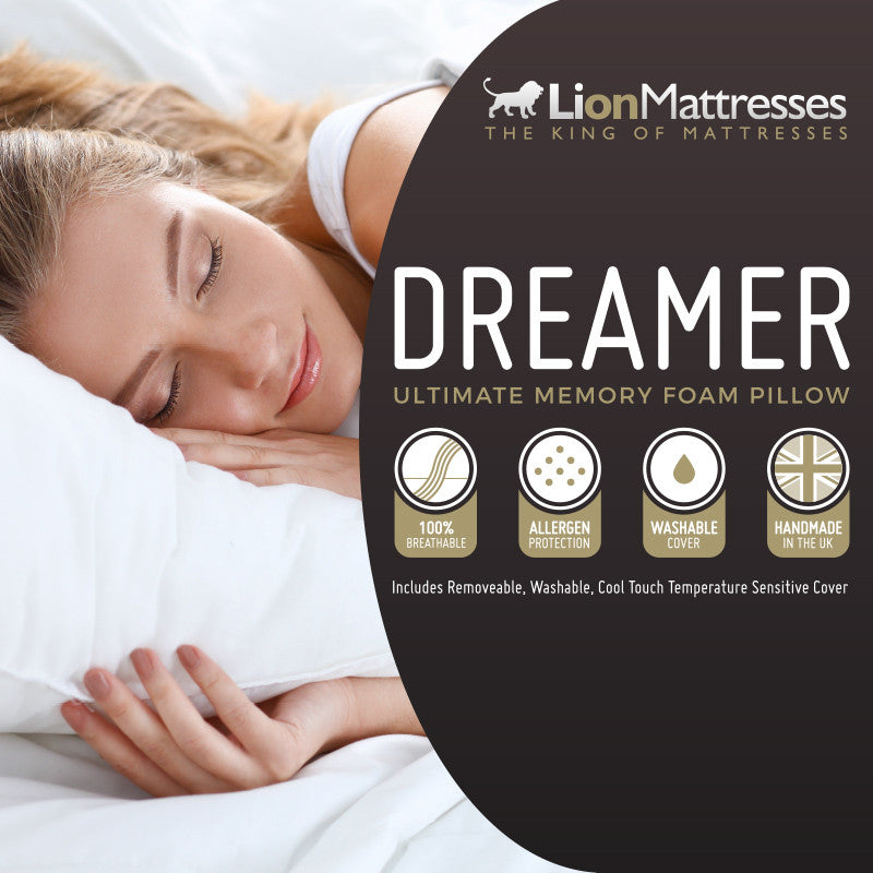 Dreamer - Ultimate Memory Foam Pillow