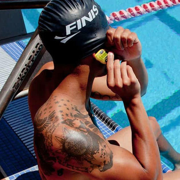 Swimming Pacing Tips - Tempo Trainer