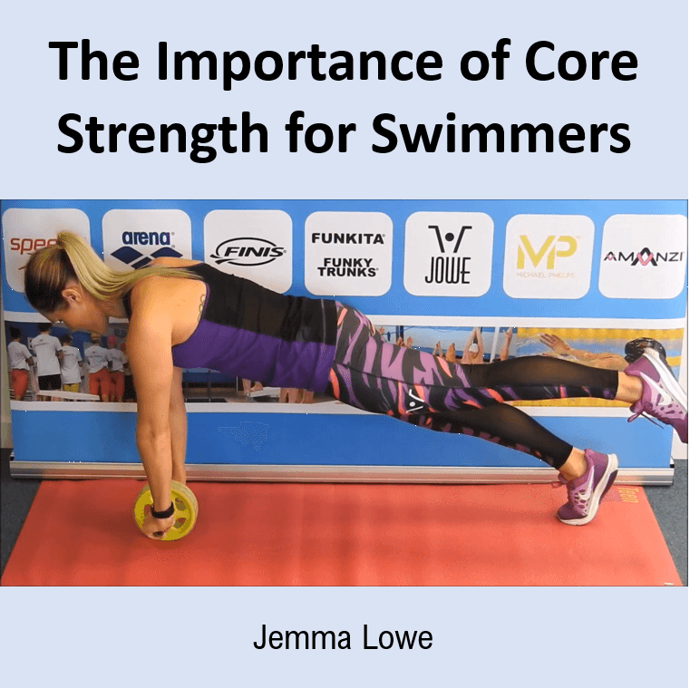 The Importance of Core Strength for Swimmers