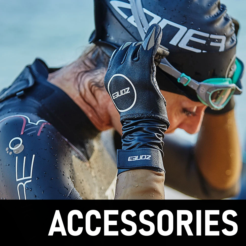 Accessories Triathlon Shop - Wetsuits, Trisuits and Training Equipment