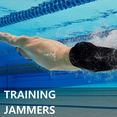 AMANZI Mens and Boys Training Jammers at SwimPath