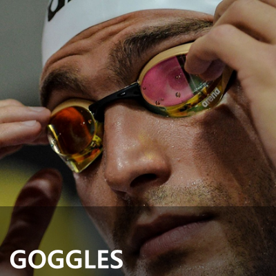 Arena Performance Swimming Goggles