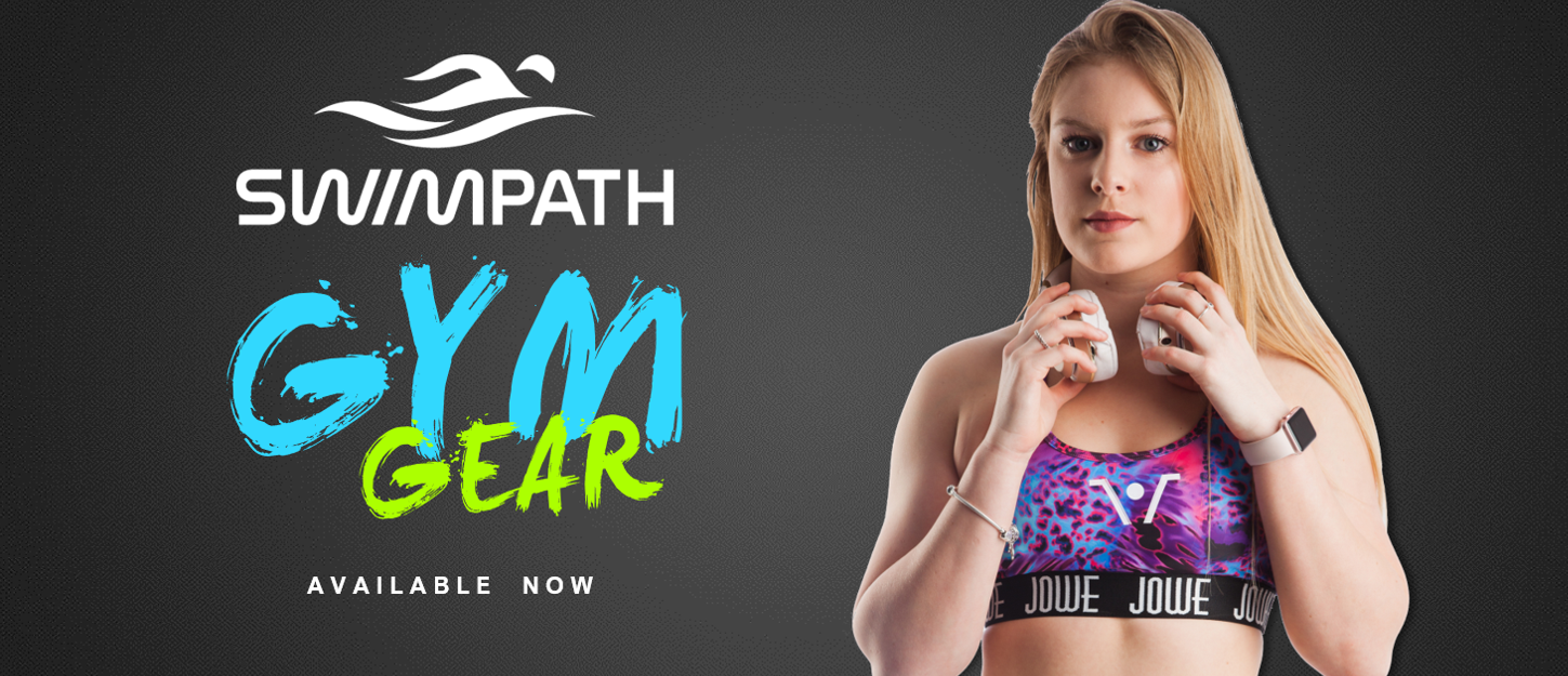 swimpath jowe gymwear bra leggings shorts and vests - training equipment