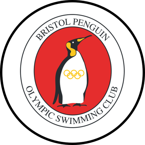 Bristol Penguins Swimming Club Team Kit Page