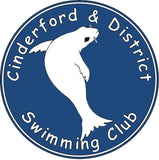 cinderford and district swimming club team kit