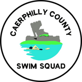 caerphilly county swim squad team kit