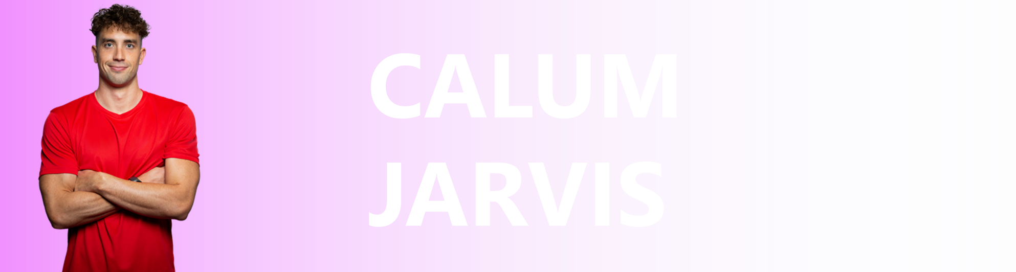 Calum Jarvis SwimPath Team Profile Page