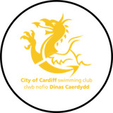 city of cardiff swimming club team kit