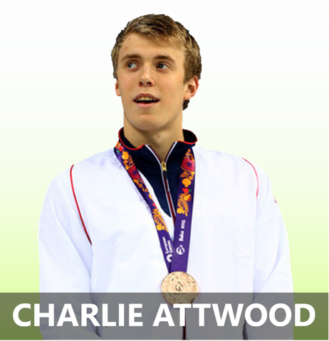 Charlie Attwood SwimPath Team Profile Page