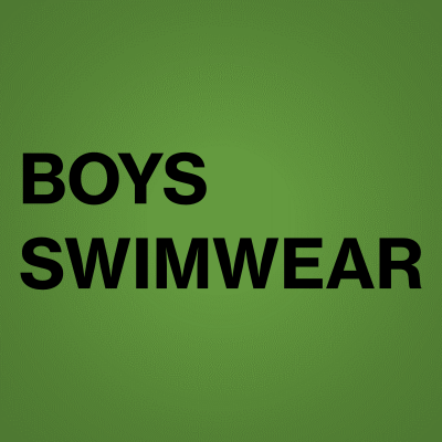 Discount Clearance Boys Swimwear - Training Jammers, Briefs and Trunks
