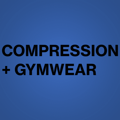 Discount Clearance Compression and Gymwear - Shirts, Leggings, Shorts and Tops