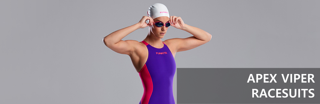 Funkita Apex Viper Performance Racesuits - Kneeskins and Jammers