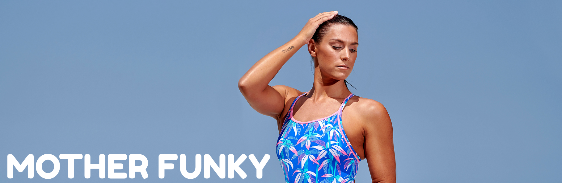 FUNKITA & FUNKY TRUNKS MOTHER FUNKY SWIMWEAR COLLECTION