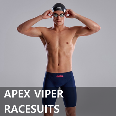 Funky Trunks Apex Viper Performance Racesuits - Kneeskins and Jammers