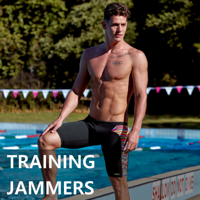 Funky Trunks Boys & Mens Swimwear - Training Jammers