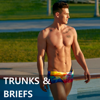 Funky Trunks Boys & Mens Swimwear - Trunks & Briefs