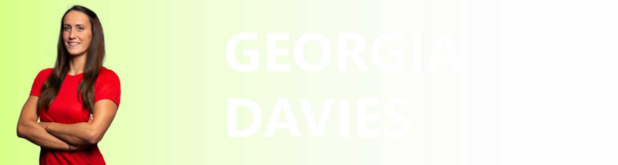 Georgia Davies SwimPath Team Profile Page