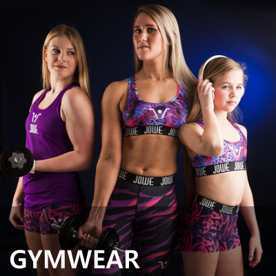 Jowe Gymwear - Vests, Sports Bras and Leggings