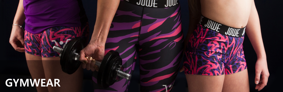 Jowe Gymwear - Vests, Sports Bras and Leggings at SwimPath