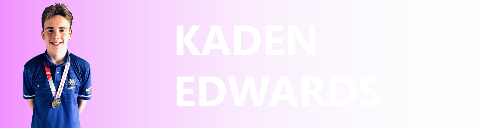 Kaden Edwards SwimPath Team Profile Page