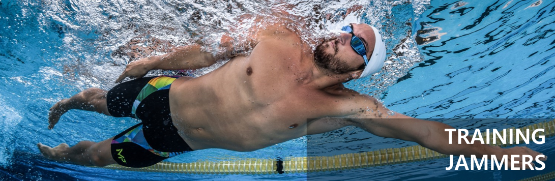 MP Michael Phelps Boys & Mens Swimwear - Training Jammers