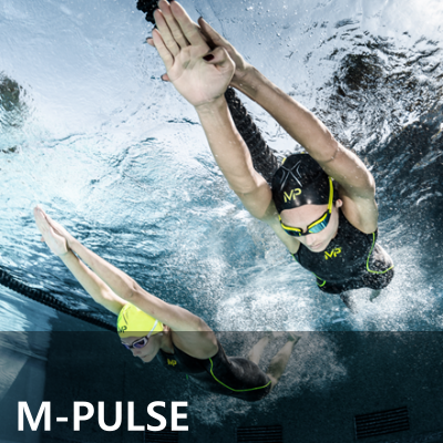 MP Michael Phelps M-PULSE Performance Racesuits - Kneeskins and Jammers