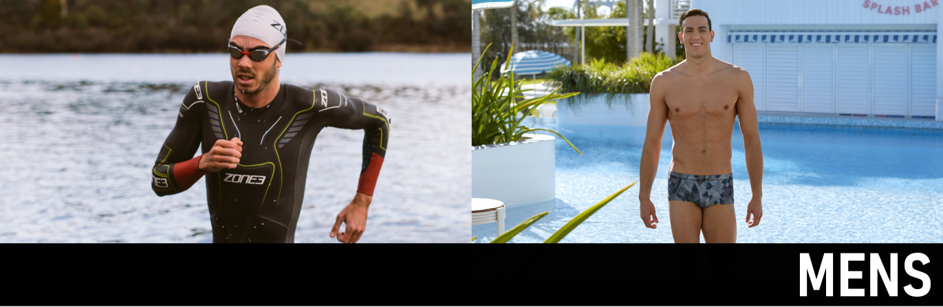 Mens Triathlon Wetsuits, Training Jammers & Briefs at TriPath