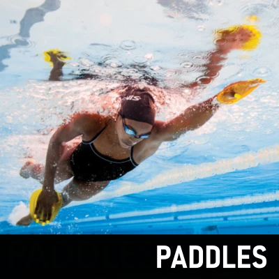 Shop Hand Paddles at SwimPath _ Arena, FINIS and Speedo
