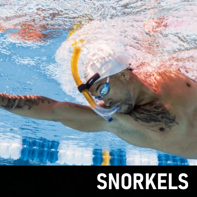 Shop Snorkels at SwimPath _ Arena, FINIS and Speedo