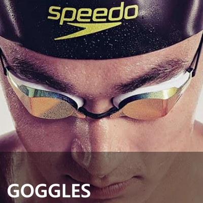 Speedo Performance Swimming Goggles