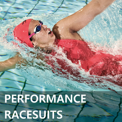 Speedo Performance Racesuits - Kneeskins and Jammers