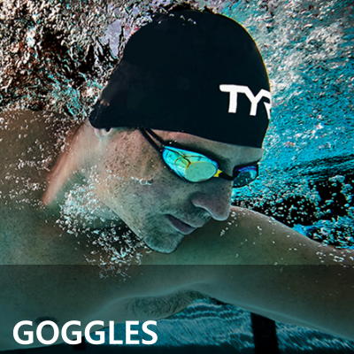 TYR Performance Swimming Goggles