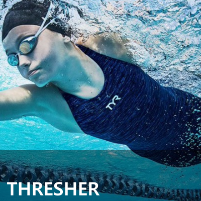 TYR Thresher Baja Performance Racesuits - Kneeskins and Jammers