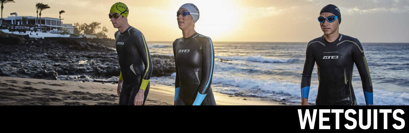 Triathlon Wetsuits at TriPath - Womens, Mens and Juniors