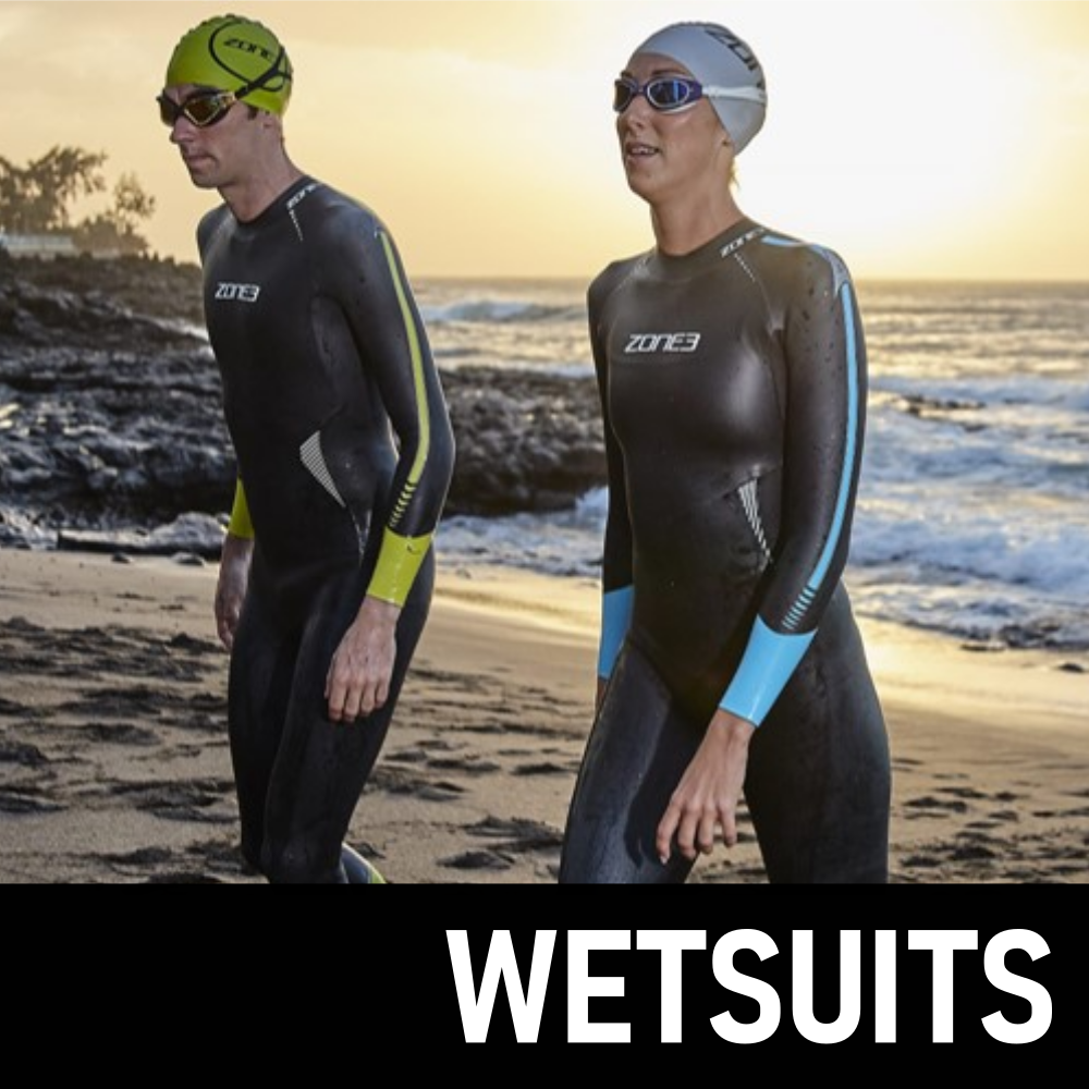 Wetsuits Triathlon Shop - Wetsuits, Trisuits and Training Equipment