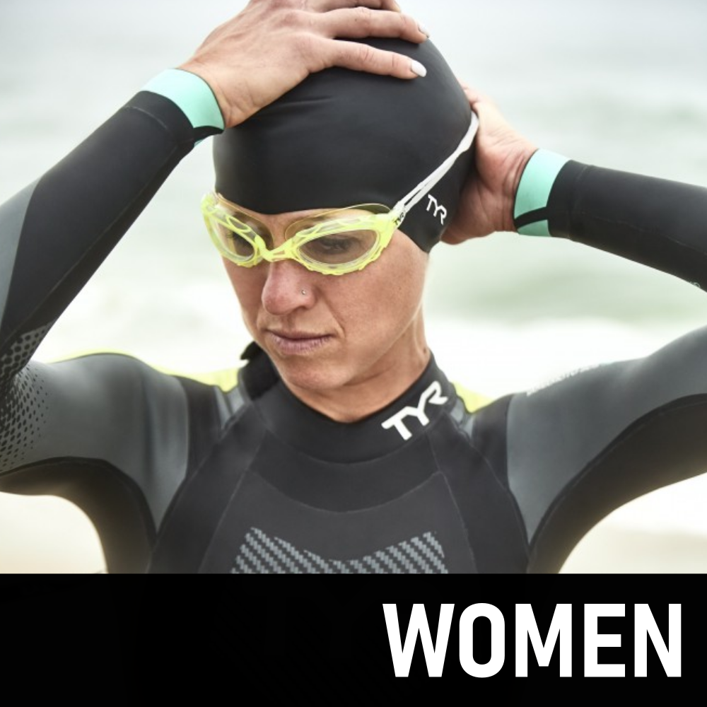 Womens Triathlon Shop - Wetsuits, Trisuits and Training Equipment