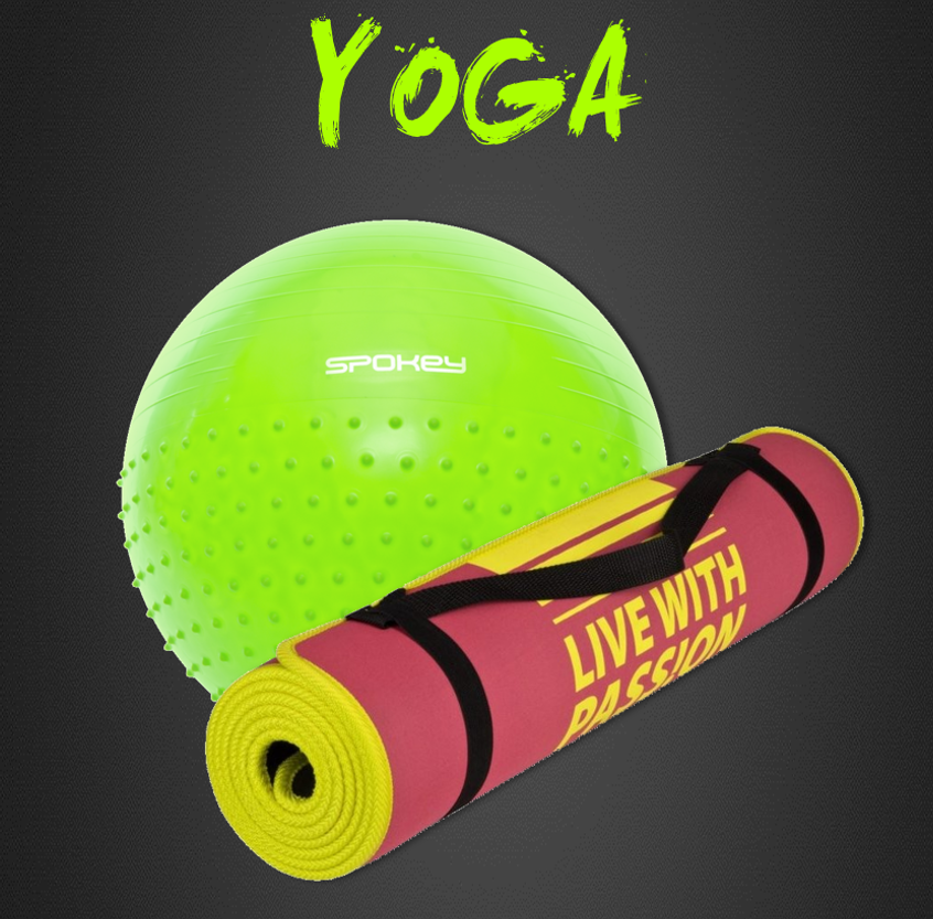 swimpath yoga mats bouncy balls