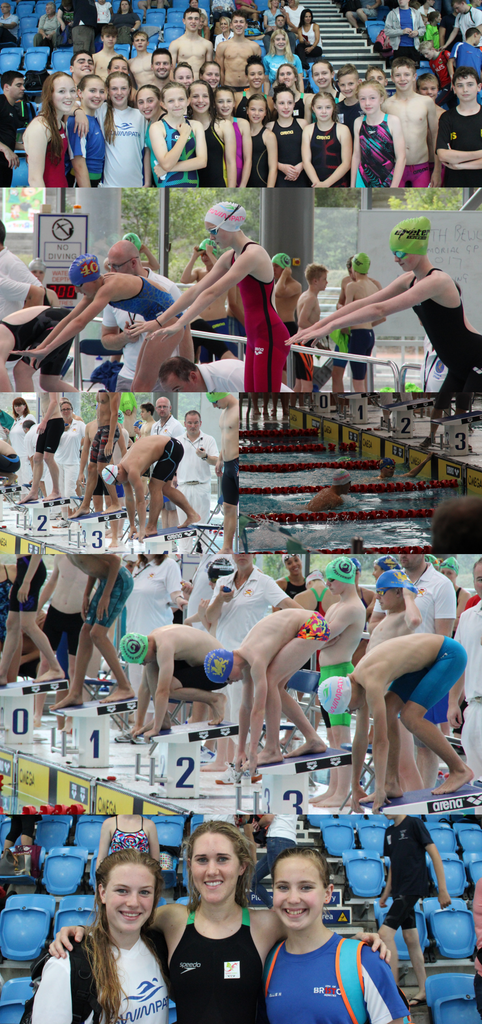 SwimPath swimmers keith bewley memorial photos group all stars
