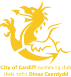 city of cardiff swimming club logo