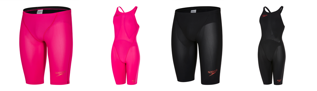 new speedo element race suits kneeskin jammers