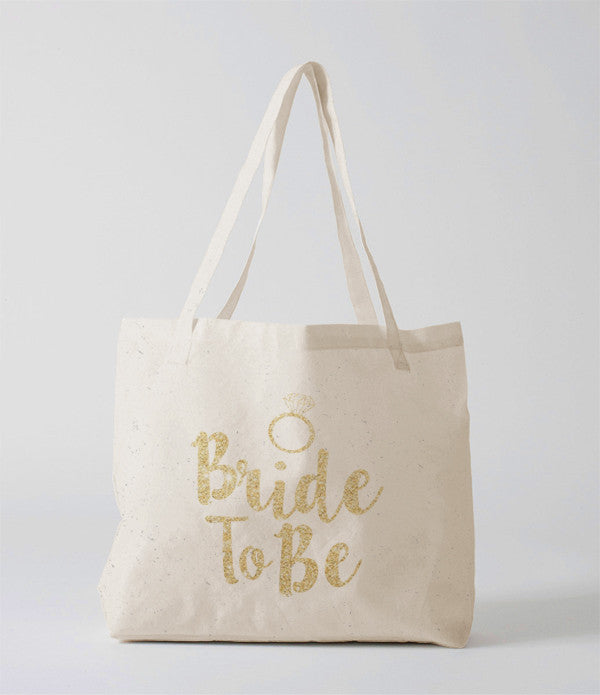 Túi Canvas Bride To Be